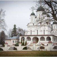 Церковь , заложена Иваном Грозным . :: Игорь Абламейко