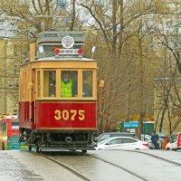 Старый трамвай ( 2 ) :: Александр Запылёнов