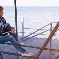 вот и тепло... море ждёт! :: Райская птица Бородина