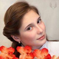 Юность Орхидеи... :: Райская птица Бородина