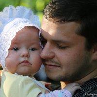 Папа с дочкой-4. :: Руслан Грицунь