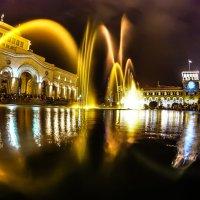 Поющие фонтаны :: Ашот ASHOT Григорян GRIGORYAN
