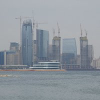 Вид с моря :: azer Zade