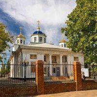 Свято-Никольский кафедральный собор в г.Ейске. :: Александр Тулупов