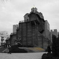 золотые ворота :: юрий