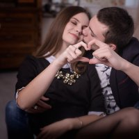 на двоих одна любовь :: Elizaveta Fedorova