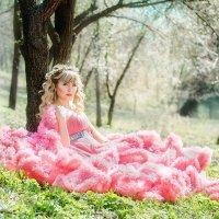 Платье-облако :: Валерия Ступина