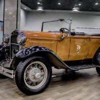 ГАЗ-А (1932) :: Андрей Неуймин