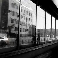 Жизнь за стеклом :: Марина Влади-на