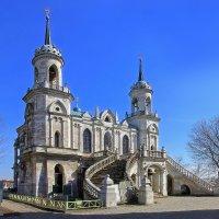 Владимирская церковь (село Быково). :: Александр Назаров