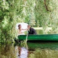 Свадебная фотосессия в парке :: Оля Ветрова