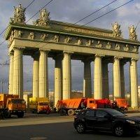 Московские триумфальные ворота :: Сергей Карачин