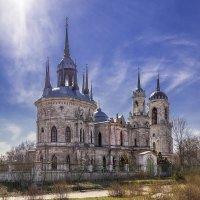 Владимирская церковь (село Быково, Московская обл). :: Александр Назаров