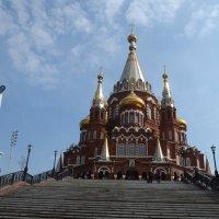 храм :: Константин Трапезников