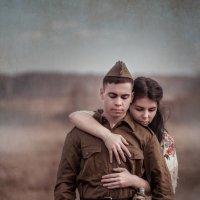 Ты вернешься, обещай мне!!!! :: Олеся Гордей