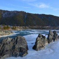 Зубы дракона во льду. :: Валерий Медведев