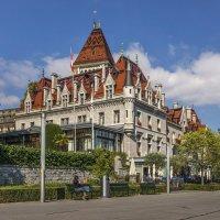 Швейцария, Лозанна. Замок Уши. :: Наталья Иванова