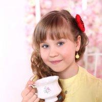 Чаепитие с Софьей! :: Светлана Миронова