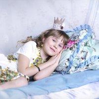 Принцесса на горошине. :: Светлана Миронова