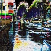 Апрельский  дождик :: Ирина Сивовол