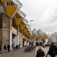 Кубические дома :: Witalij Loewin
