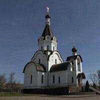 Церковь новомученников Орехово-Зуевских :: esadesign Егерев