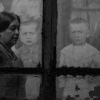 За окном... :: Людмила Синицына