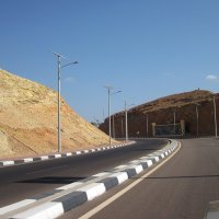 Дорога на Синайском полуострове :: Lukum