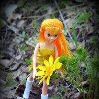 Хороши весенние цветочки, ещё лучше девушки весной! :: Андрей Заломленков