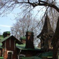 Старые крыши :: Вера Моисеева