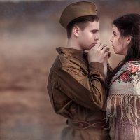 Ты вернешься, обещай мне!!! :: Олеся Гордей