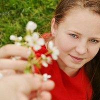Hello, spring (: :: Ira GOshina
