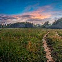 На закате дня :: Михаил Александров