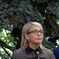 Пять минут из жизни Юлии Тимошенко Фото №1 :: Владимир Бровко