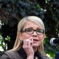 Пять минут из жизни Юлии Тимошенко Фото№2 :: Владимир Бровко