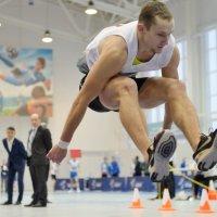 Тройной прыжок :: Константин Лысенко