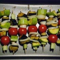 Вегетарианский шашлык :: Михаил Вандич