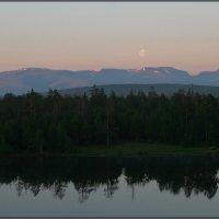 Луна над Хибинами :: Игорь Овсянников