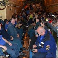 Перелет в Комсомольск-на-Амуре :: Мария Коледа