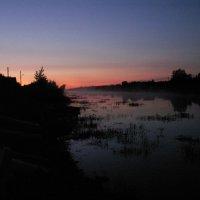Розовый закат :: Даниил Шинкарёв