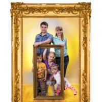 Семейный портрет :: Вячеслав Владимирович