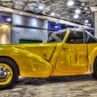 Triumph Roadster 1800 (1946) :: Андрей Неуймин
