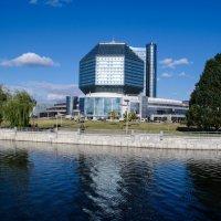 Минск. Национальная библиотека :: Lika Jena