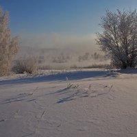 Была зима с морозами,... :: Александр Попов