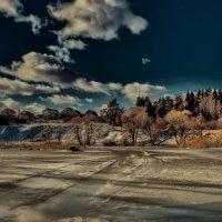 Зимние дороги... :: Va-Dim ...