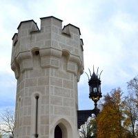 Башни замка Глубока :: Ольга