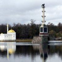 Чесменская  колонна :: Сергей