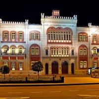 Здание ректората белградского университета :: Денис Кораблёв