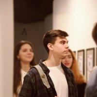 музейная ночь :: Лиза Игошева