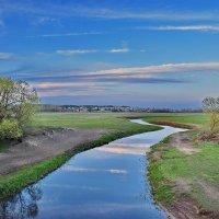 Река  Волченка. :: Валера39 Василевский.